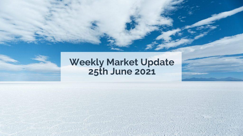 Market Update 25Jun2021