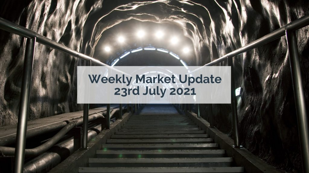 Market Update 23Jul2021